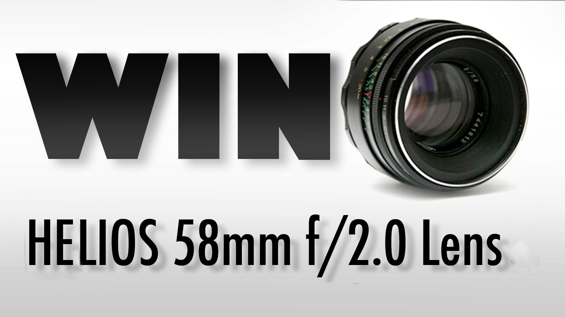 WIN HELIOS 44-2 58MM F/2.0 LENS | January Vintage Lens Giveaway